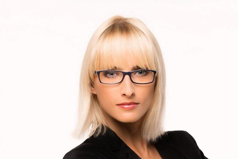 Bewerbungsfoto Frau Linz