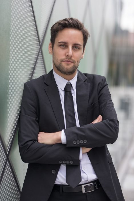 Business Portrait Corporate Shooting