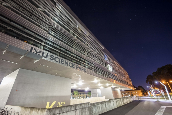 Architekturfotograf Linz Science Park JKU Linz