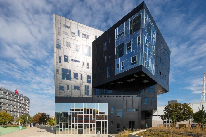 Architekturfotograf Wien Campus 02