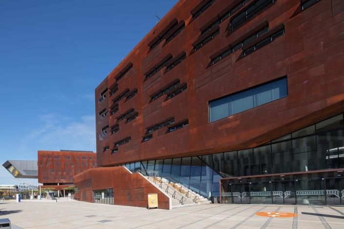 Architekturfotograf Wien WU Campus