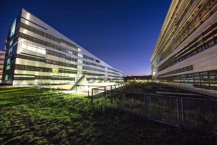 Architekturfotograf Linz Science Park JKU Linz 01