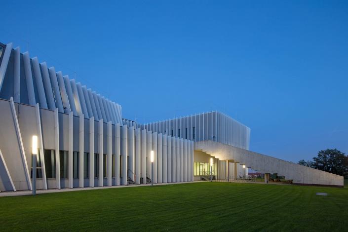 Architekturfotograf Linz Anton Bruckner Privatuniversität