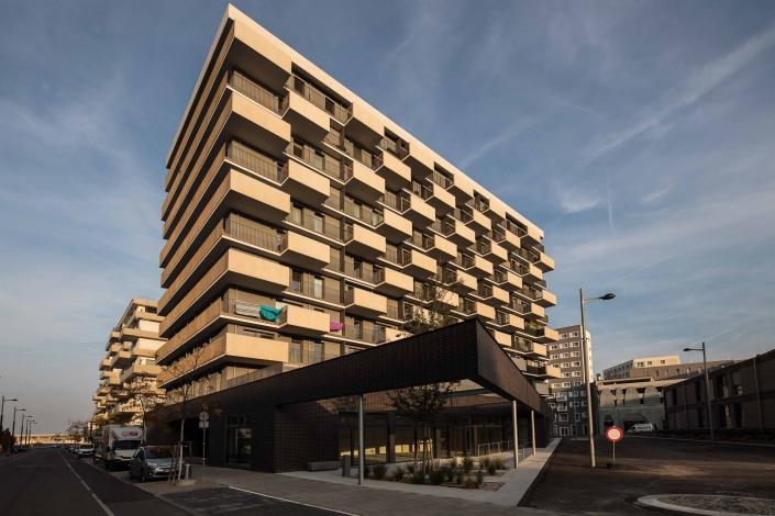 Architekturfotograf Wien * Seestadt Aspern