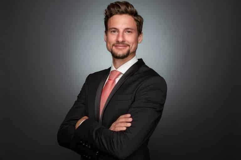 Business Portrait Linz Geschäftsführer